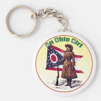 Ohio Girl, Annie Oakley Keychain