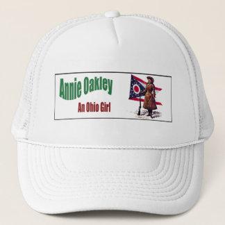 Ohio Girl, Annie Oakley Trucker Hat