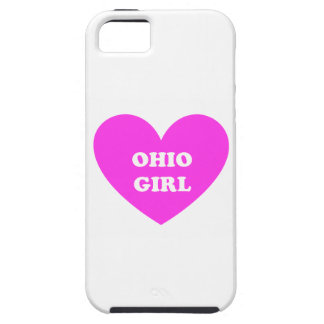 Ohio Girl iPhone 5 Cover
