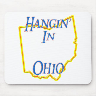 Ohio - Hangin Alfombrilla De Ratones