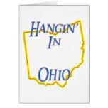 Ohio - Hangin' Greeting Card