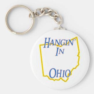 Ohio - Hangin' Key Chain