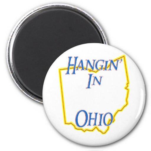 Ohio - Hangin' Magnet