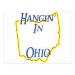 Ohio - Hangin' Postcards