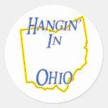 Ohio - Hangin' Round Sticker