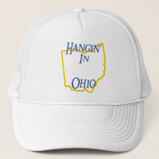 Ohio - Hangin' Trucker Hat