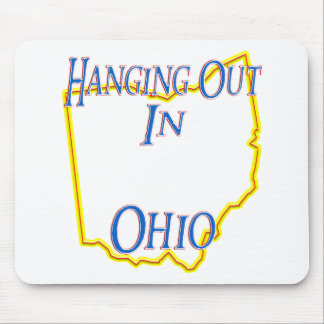 Ohio - Hanging Out Mouse Pad