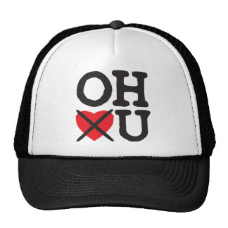 Ohio Hates You Trucker Hat