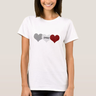 Ohio Heart T-Shirt
