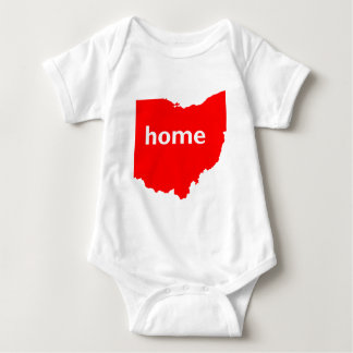 Ohio Home Baby Bodysuit
