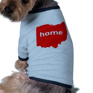 Ohio Home Pet T Shirt