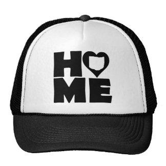 Ohio Home Heart State Ball Cap Trucker Hat