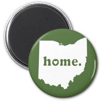 Ohio Home Magnet