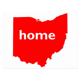 Ohio Home Postcard