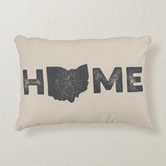 Ohio Home State Love Pillow