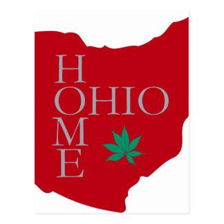 Ohio Home T-Shirt U.S. Custom Ink Postcard