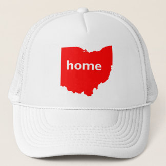Ohio Home Trucker Hat