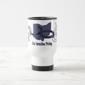 Ohio HorseShoe Pitching Mug