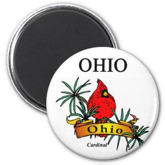 Ohio Imán Redondo 5 Cm