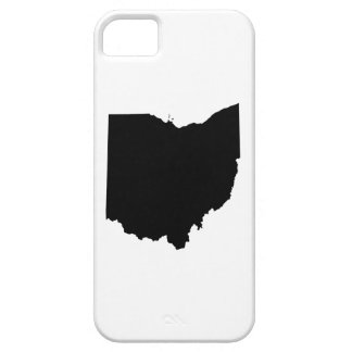 Ohio in Black and White iPhone SE/5/5s Case