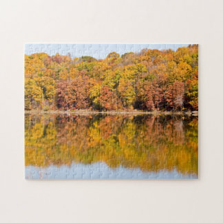Ohio in the Fall Puzzle