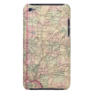 Ohio Indiana 2 Barely There iPod Protectores