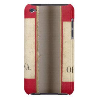 Ohio, Indiana, Cinncinnati Barely There iPod Case