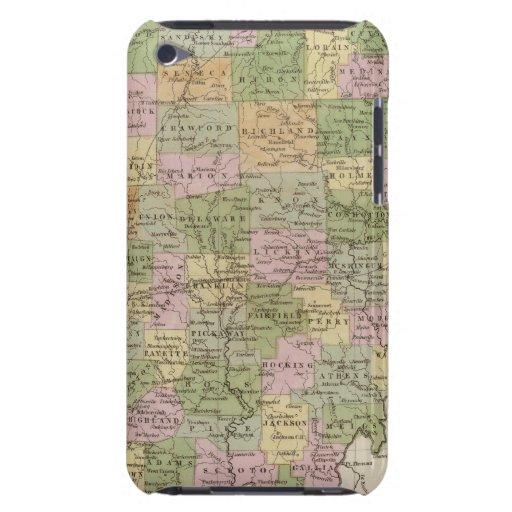 Ohio iPod Touch Case-Mate Cárcasas