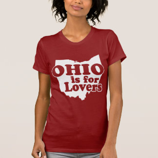 Ohio is for Lovers Tee Shirt