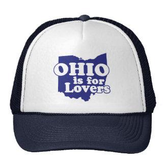 Ohio is for Lovers Trucker Hat