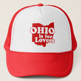 Ohio is for Lovers Trucker Hat