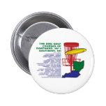 Ohio Kentucky Disc Golf 2 Inch Round Button