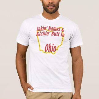 Ohio - Kickin' Butt T-Shirt