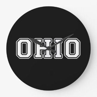 Ohio Large Clock
