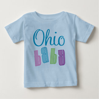 Ohio lindo embroma la camiseta playera