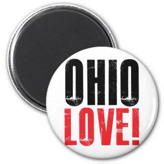 Ohio Love Magnet