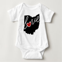 Ohio Love!  Shirts & More for OH Lovers