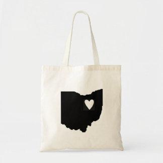 Ohio Love Tote Bag