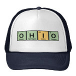 Ohio made of Elements Mesh Hats