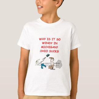 ohio michigan joke T-Shirt