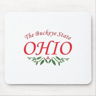 Ohio Mouse Pad
