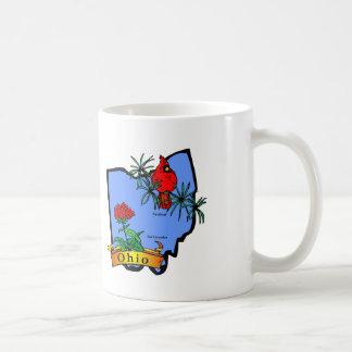 Ohio Classic White Coffee Mug