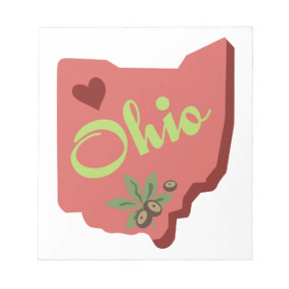 Ohio Notepad