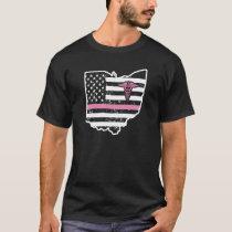 Ohio Nurse T Shirts For Women