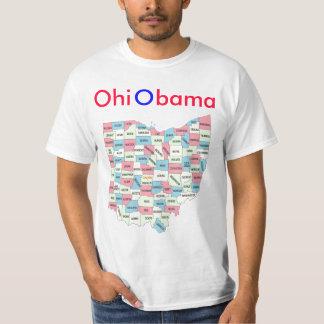 Ohio Obama T-Shirt