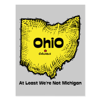 Ohio OH indica que ~ del lema por lo menos Postales