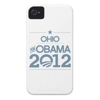 OHIO PARA OBAMA 2012.png iPhone 4 Cárcasa