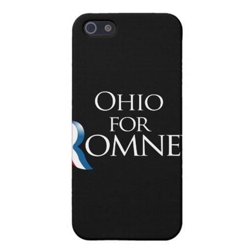 Ohio para Romney - .png iPhone 5 Carcasas
