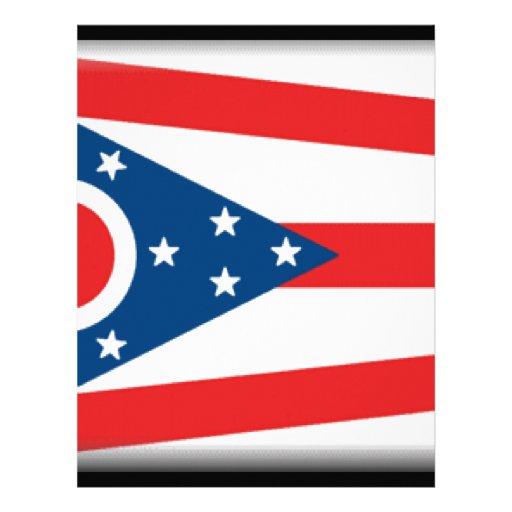 Ohio Personalized Letterhead