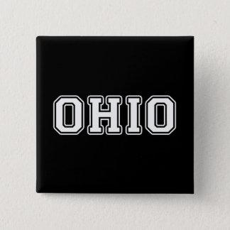 Ohio Pinback Button
